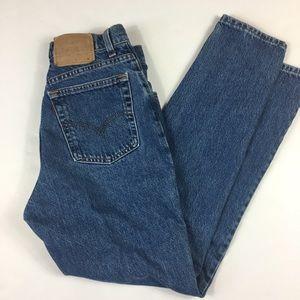 Vintage Levi's high rise mom jeans size 6